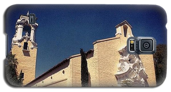 Religious Galaxy S5 Case - Congregational Church - Miami by Joel Lopez