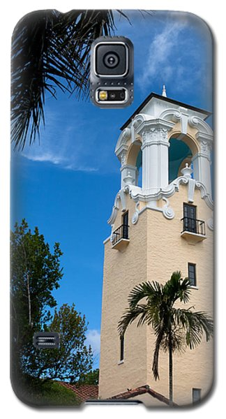 Galaxy S5 Case featuring the photograph Congregational Church Of Coral Gables by Ed Gleichman