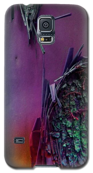 Galaxy S5 Case featuring the digital art Connect by Richard Laeton