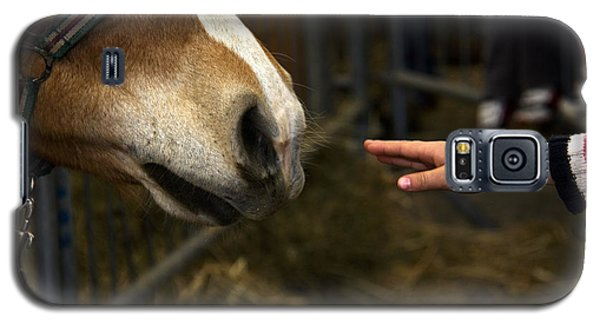 Contact Galaxy S5 Case