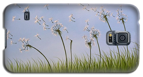 Contemporary Landscape Art Make A Wish By Amy Giacomelli Galaxy S5 Case
