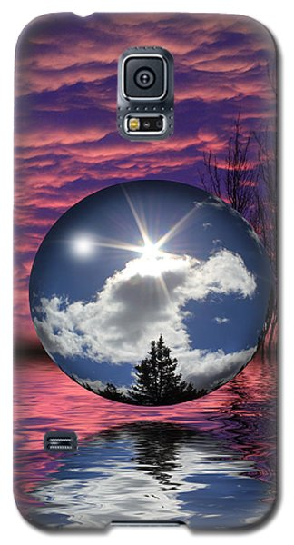 Contrasting Skies Galaxy S5 Case