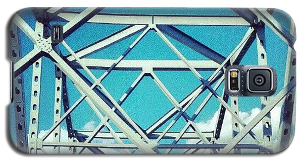 Cool #bridge #ohio Galaxy S5 Case by Melissa Wyatt