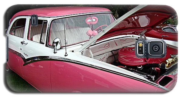 Galaxy S5 Case featuring the photograph Cool Ford by Nick Kloepping