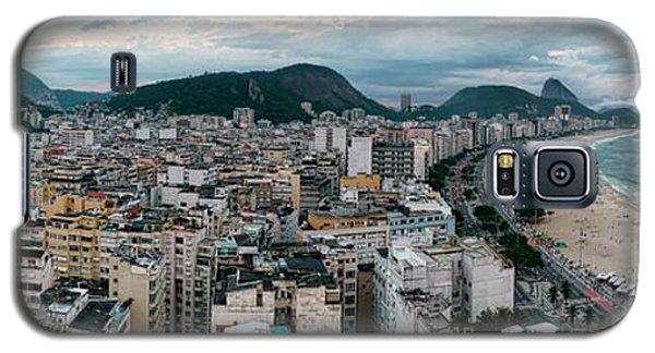 Copacabana Sunset Galaxy S5 Case