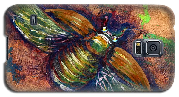 Copper Beetle Galaxy S5 Case