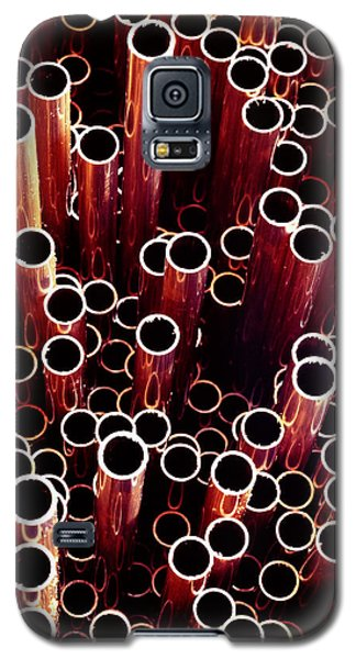 Copper Pipes. Galaxy S5 Case