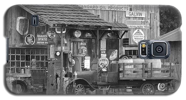 Corner Gas Station Galaxy S5 Case