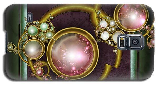 Cosmic Crystals Galaxy S5 Case