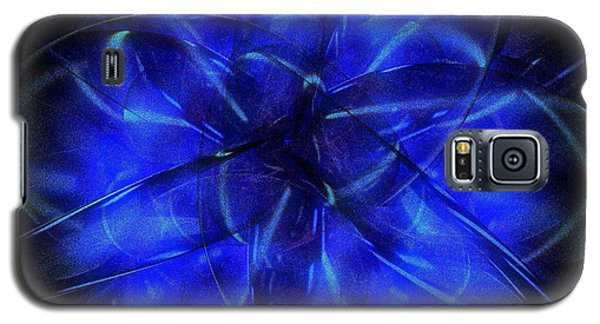 Galaxy S5 Case featuring the digital art Cosmic Light by Greg Moores