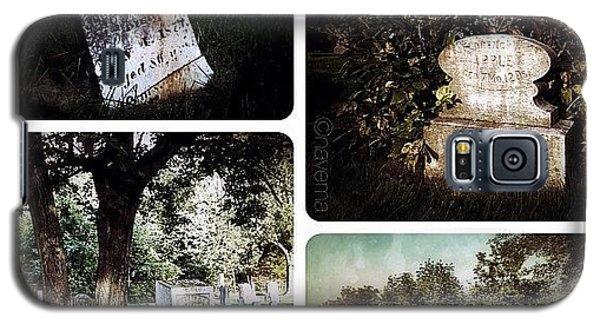 Ohio Galaxy S5 Case - Country Graveyard by Natasha Marco
