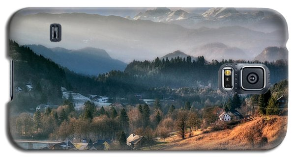 Countryside. Slovenia Galaxy S5 Case