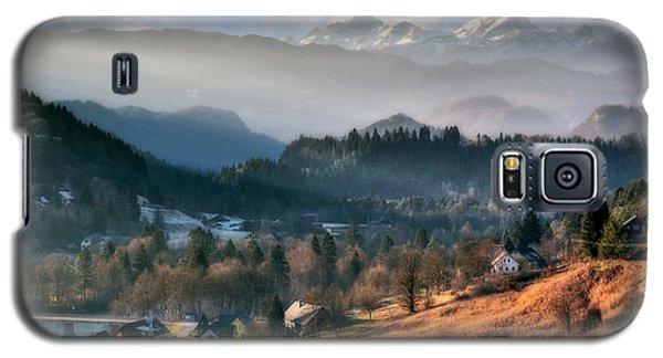 Countryside. Slovenia Galaxy S5 Case by Juan Carlos Ferro Duque