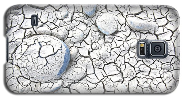 Cracked Earth Galaxy S5 Case