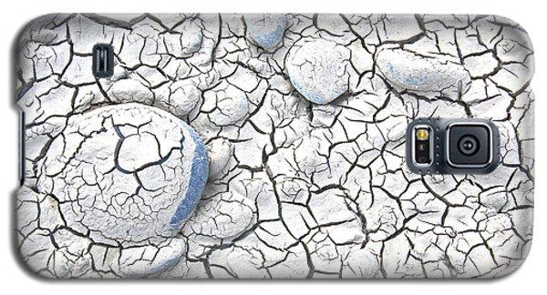 Cracked Earth Galaxy S5 Case by Nareeta Martin