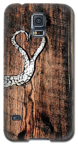 Crafted Heart Galaxy S5 Case