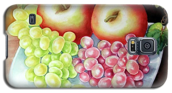 Crispy Fruits Galaxy S5 Case