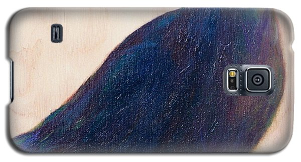 Crow Friend Galaxy S5 Case