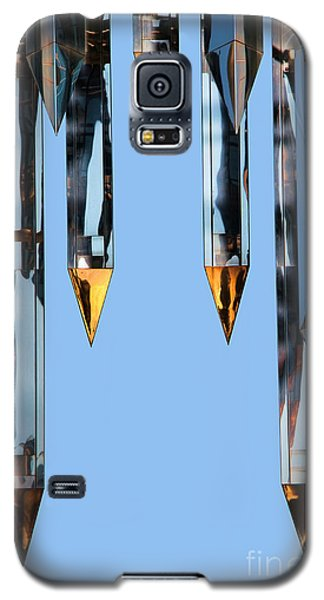Crystal Cathedral Tower Points Galaxy S5 Case