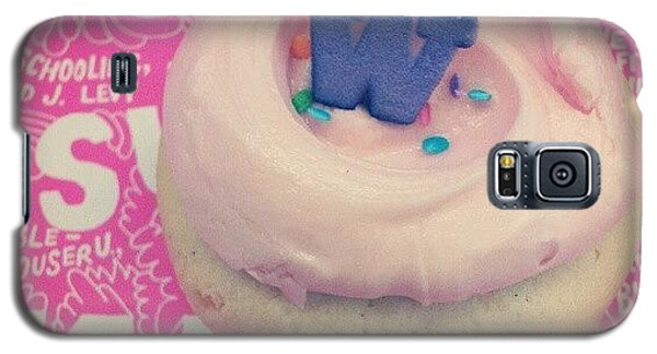 Magazine Cover Galaxy S5 Case - Cupcake by Janel Erikson
