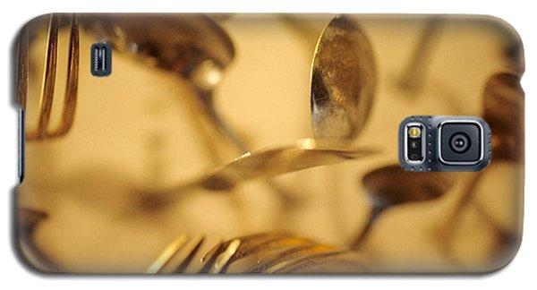 Cutlery Vortex Galaxy S5 Case