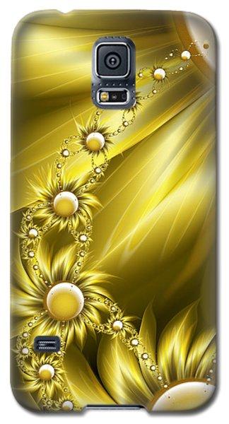 Daisy Sunshine Galaxy S5 Case
