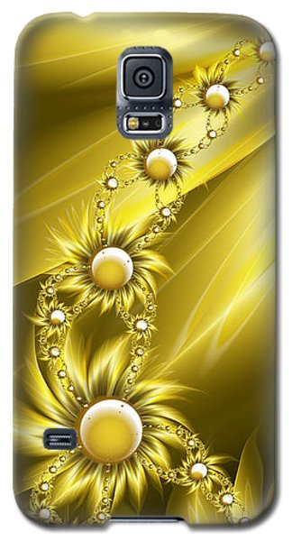 Daisy Sunshine Galaxy S5 Case