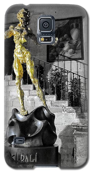 Galaxy S5 Case featuring the photograph Dali by Marianna Mills