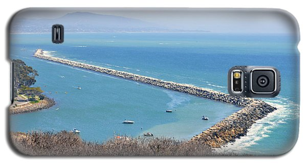 Galaxy S5 Case featuring the photograph Dana Point California 9-1-12 by Clayton Bruster