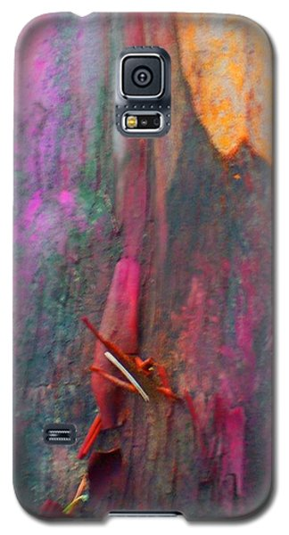 Galaxy S5 Case featuring the digital art Dance For The Earth by Richard Laeton