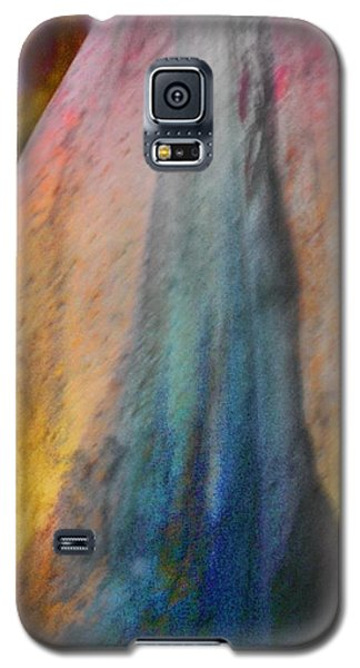 Galaxy S5 Case featuring the digital art Dance Through The Light by Richard Laeton