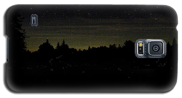 Galaxy S5 Case featuring the photograph Dancing Fireflies by Brent L Ander