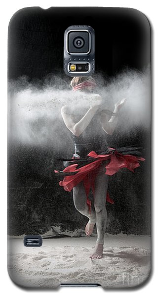 Dancing In Flour Series Galaxy S5 Case