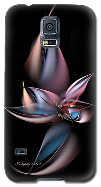 Dancing Pastels Galaxy S5 Case