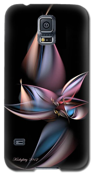 Dancing Pastels Galaxy S5 Case