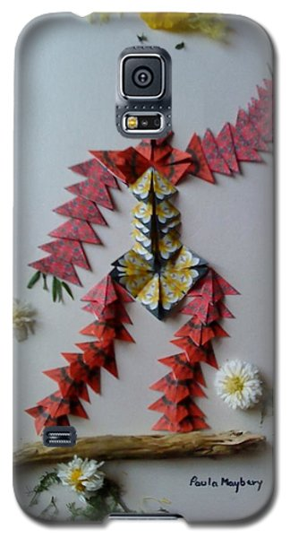 Dancing Scarecrow Galaxy S5 Case