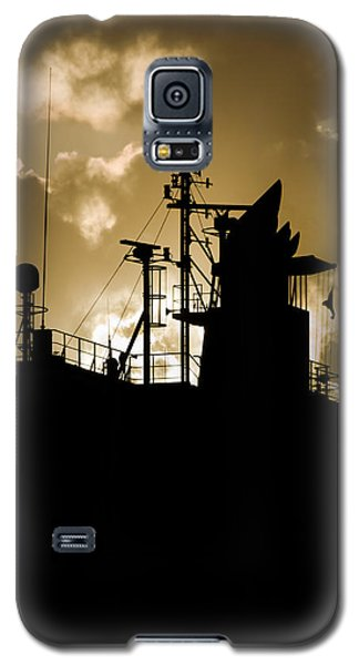 Dark Superstructure Galaxy S5 Case