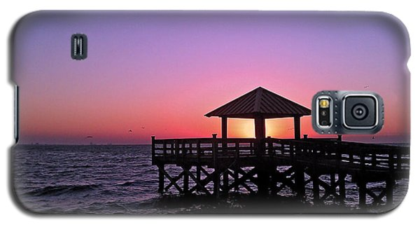 Galaxy S5 Case featuring the photograph Dawn by Brian Wright