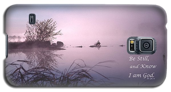 Dawn On The Chippewa River Galaxy S5 Case
