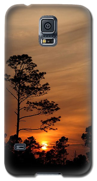 Galaxy S5 Case featuring the photograph Days Dusk by Cindy Haggerty