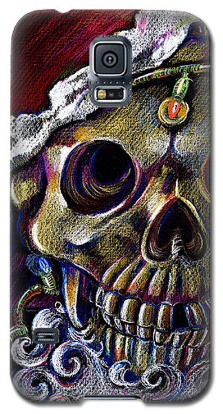 Dead Christmas Galaxy S5 Case