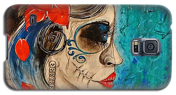 Deadly Sweet Galaxy S5 Case by Sandro Ramani