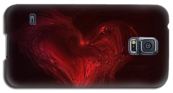 Deep Hearted Galaxy S5 Case