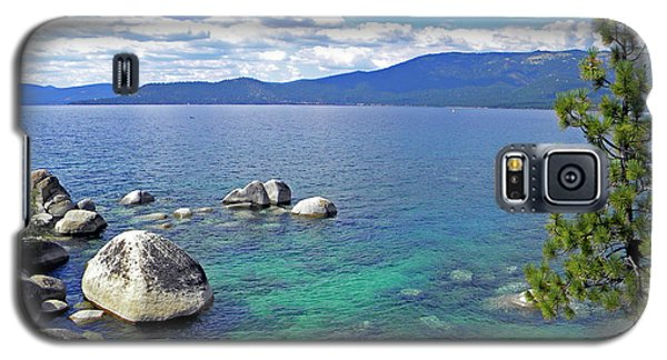 Deep Waters Lake Tahoe Galaxy S5 Case