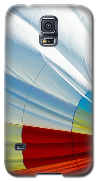 Deflating Galaxy S5 Case