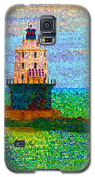 Galaxy S5 Case featuring the photograph Delight House by Clara Sue Beym