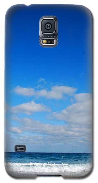 Delray Sea And Sky Galaxy S5 Case