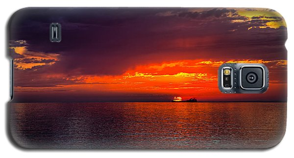 Departing At Dawn Galaxy S5 Case