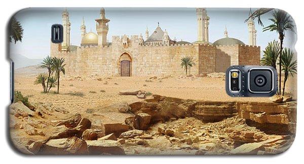 Desert City Galaxy S5 Case