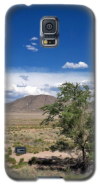 Desert In New Mexico Galaxy S5 Case